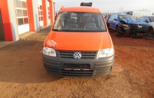 VW Caddy 2,0i r.v. 2009