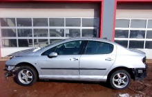 Peugeot  407 2,0HDI 100kw r.v.2004