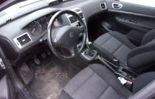 Peugeot 307 SW 1,6HDI 80KW r.v.2005