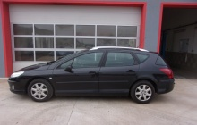 Peugeot 407 SW 1,6 HDI  80kw r.v.2005