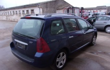 Peugeot 307 SW. 2,0HDI 79kw r.v.2003